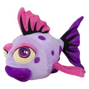 Плюшена лилава рибка