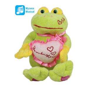 Жаба със сърце