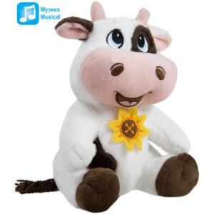 Кравичка с цвете